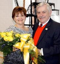 Tatje named Cabrini 2010 Alumna of the Year