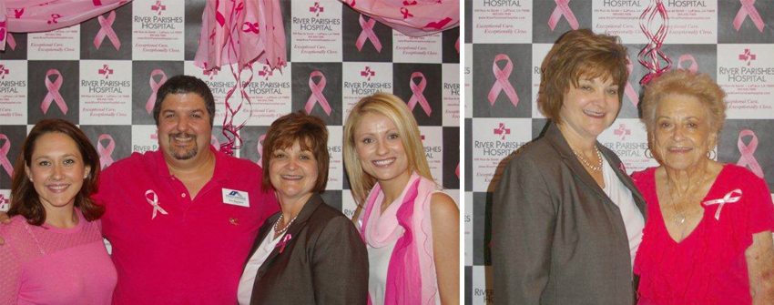 2013 Breast cancer awareness Luncheon
