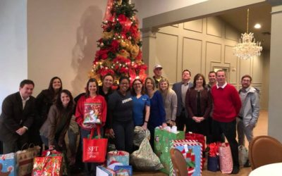 Tatje Insurance works with local groups to bring cheer this Christmas