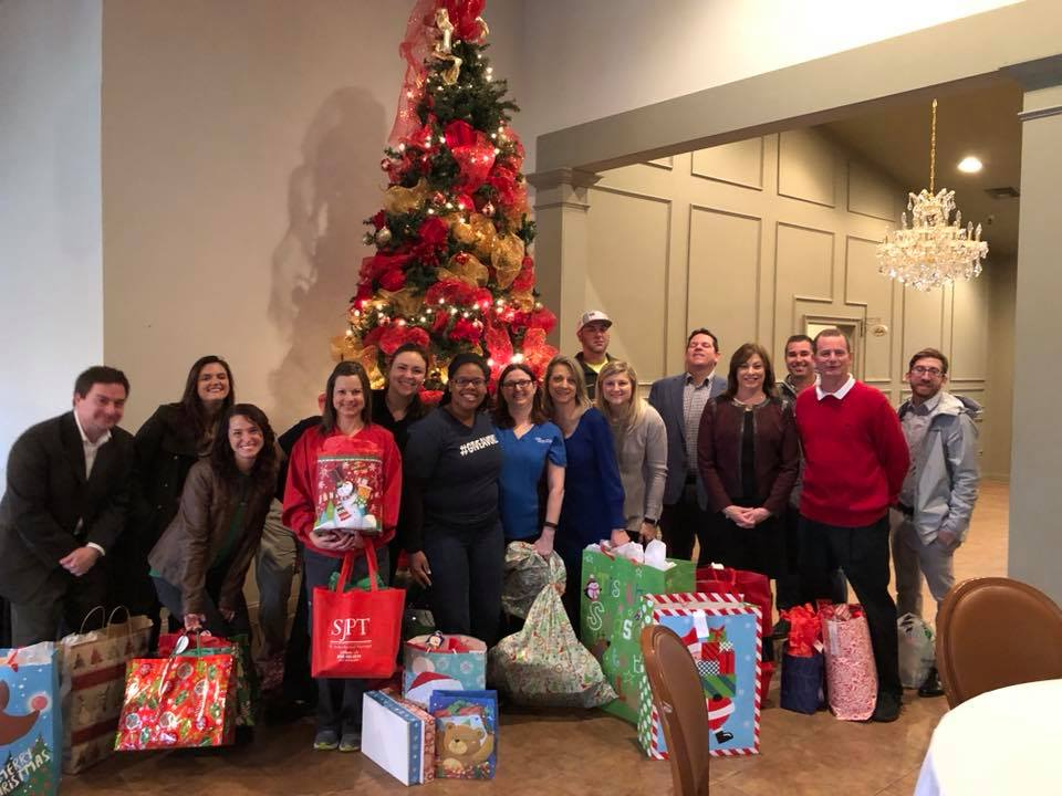 Tatje Insurance works with local groups to bring cheer this ...